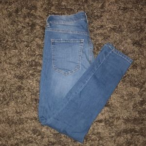 NEVER WORN HIGH WAISTED RETRO JEGGING